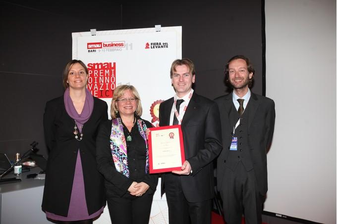 Vincitore Premio Innovazione Ict Banca Popolare Di Bari